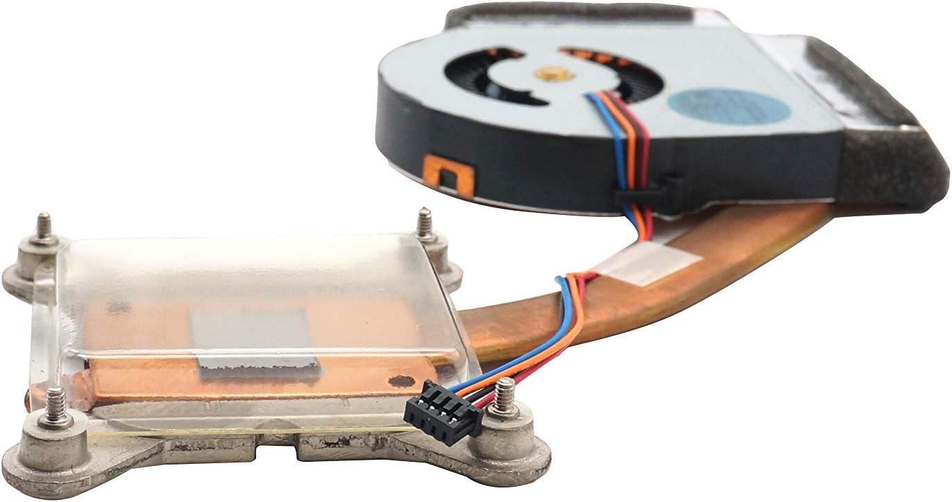 Thermal Module Integrate CPU Cooling Fan /& Heatsink For IBM Lenovo Thinkpad T420 T420i Compatible FRU No. 04W0627 0B46252