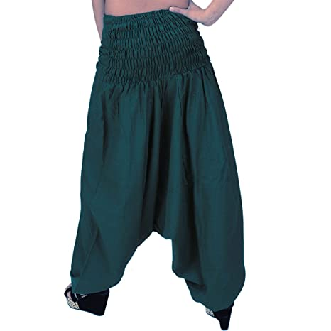 Skirts & Scarves, pantalones de yoga para mujer, de algodón, (color púrpura)