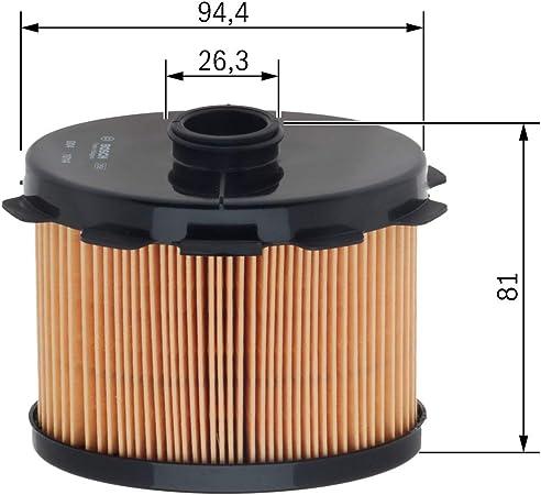 Bosch 1 457 431 703 Kraftstofffilter Auto