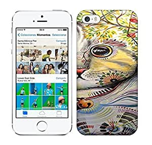Best Power(Tm) HD Colorful Painted Watercolor Cat Art Painting Hard For SamSung Galaxy S4 Phone Case Cover