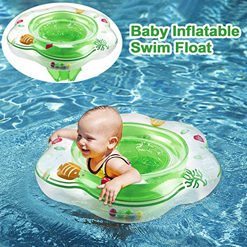 COWEAL Baby Swimming Float, Inflatable Swim Ring for for sale  Delivered anywhere in USA