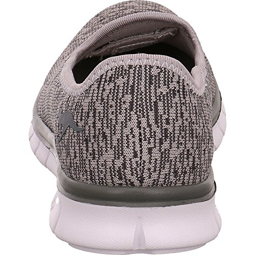 Vapo Femme Mocassins steel Pour Kangaroos Grey Grey ztqB44