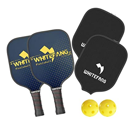 Amazon.com : WHITEFANG Pickleball Paddle - Ultra Cushion ...