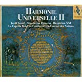 Harmonie Universelle 2 Cd Catalogue Alia Vox 2004