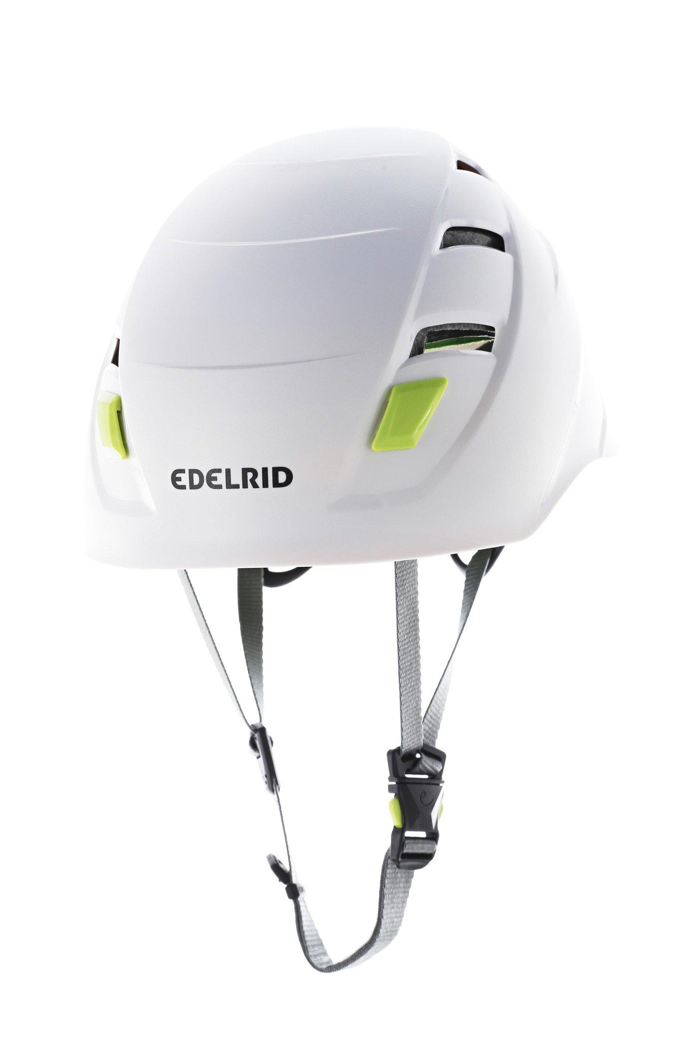 EDELRID Zodiac Climbing Helmet- Snow