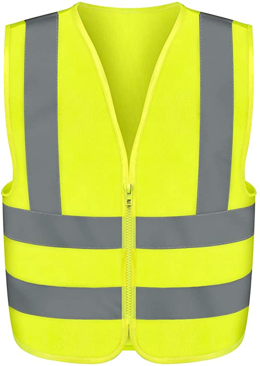 Small Product Image of Naiko 53941A High Visibility Safety Vest