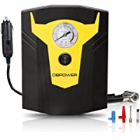 DBPOWER – 12 V DC compresor de aire digital bomba