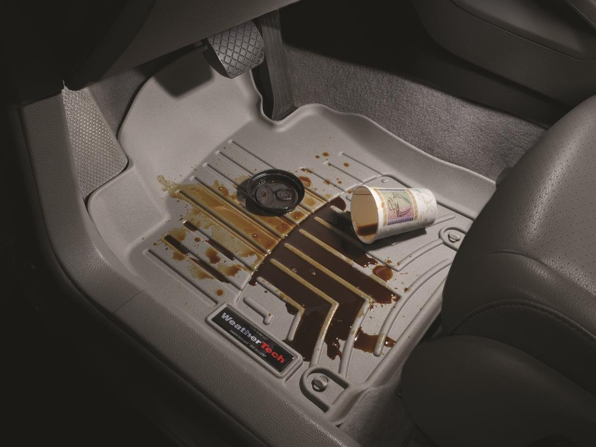 Weathertech door mats - Amazon Com Weathertech Custom Fit Front Floorliner For Honda Pilot Black Automotive