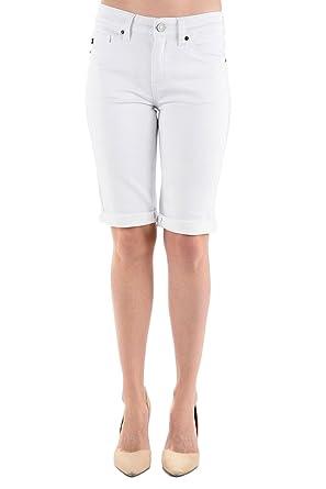 c52153edb18b Kan Can Women's Mid Rise Bermuda Jeans KC5020 at Amazon Women's Jeans store