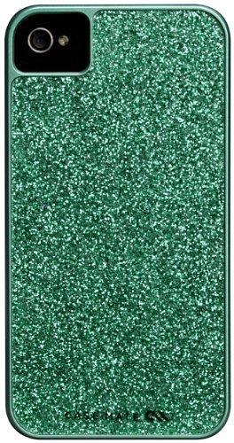Case-Mate BT-COV-CM017681 Glam Case für Apple iPhone 4/4S grün