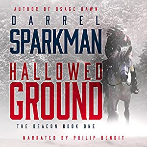 Hallowed Ground Audiobook