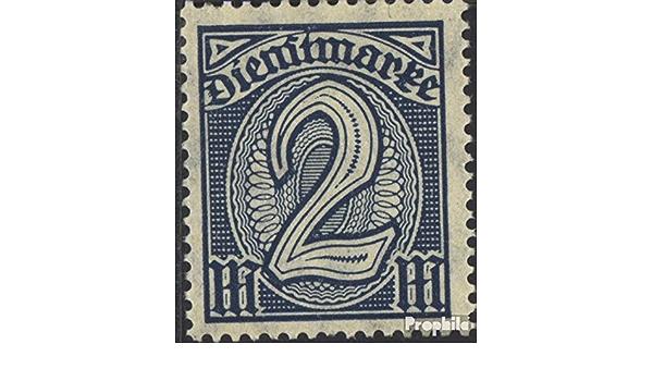Sellos para los coleccionistas Prophila Collection alem/án Imperio Michel.-No.. 112 1919 Sellos de Correo a/éreo Aviaci/ón