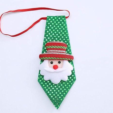 ETbotu Suministros de Navidad para Mascotas Partido Corbata ...