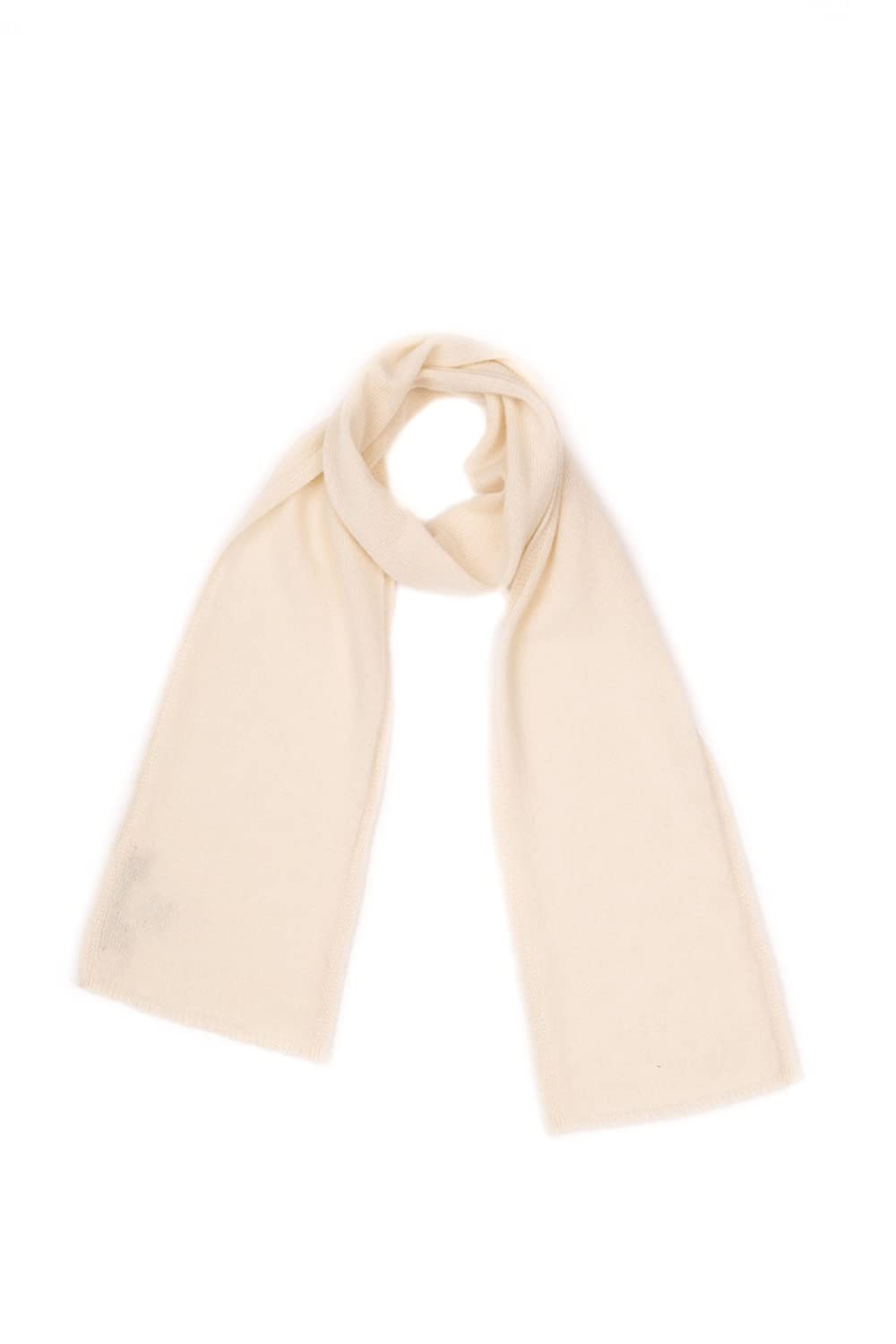 Mini Scarf 100/% cashmere Dalle Piane Cashmere Made in Italy Woman//Man