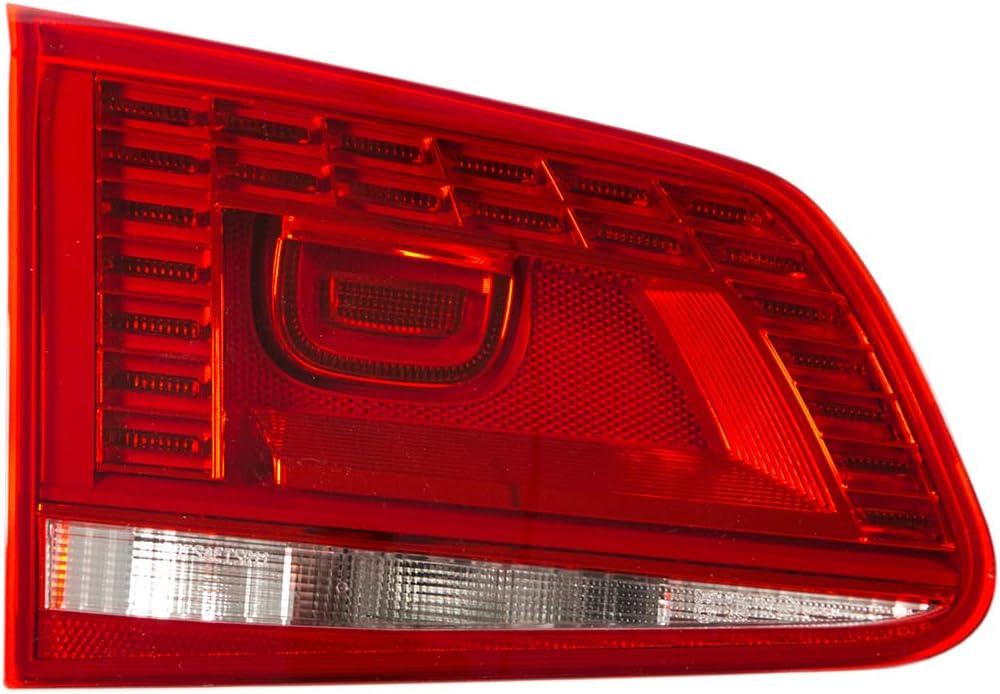 Valeo 44608 Driver Side LED Tail Assembly for Select Volkswagen Touareg Models