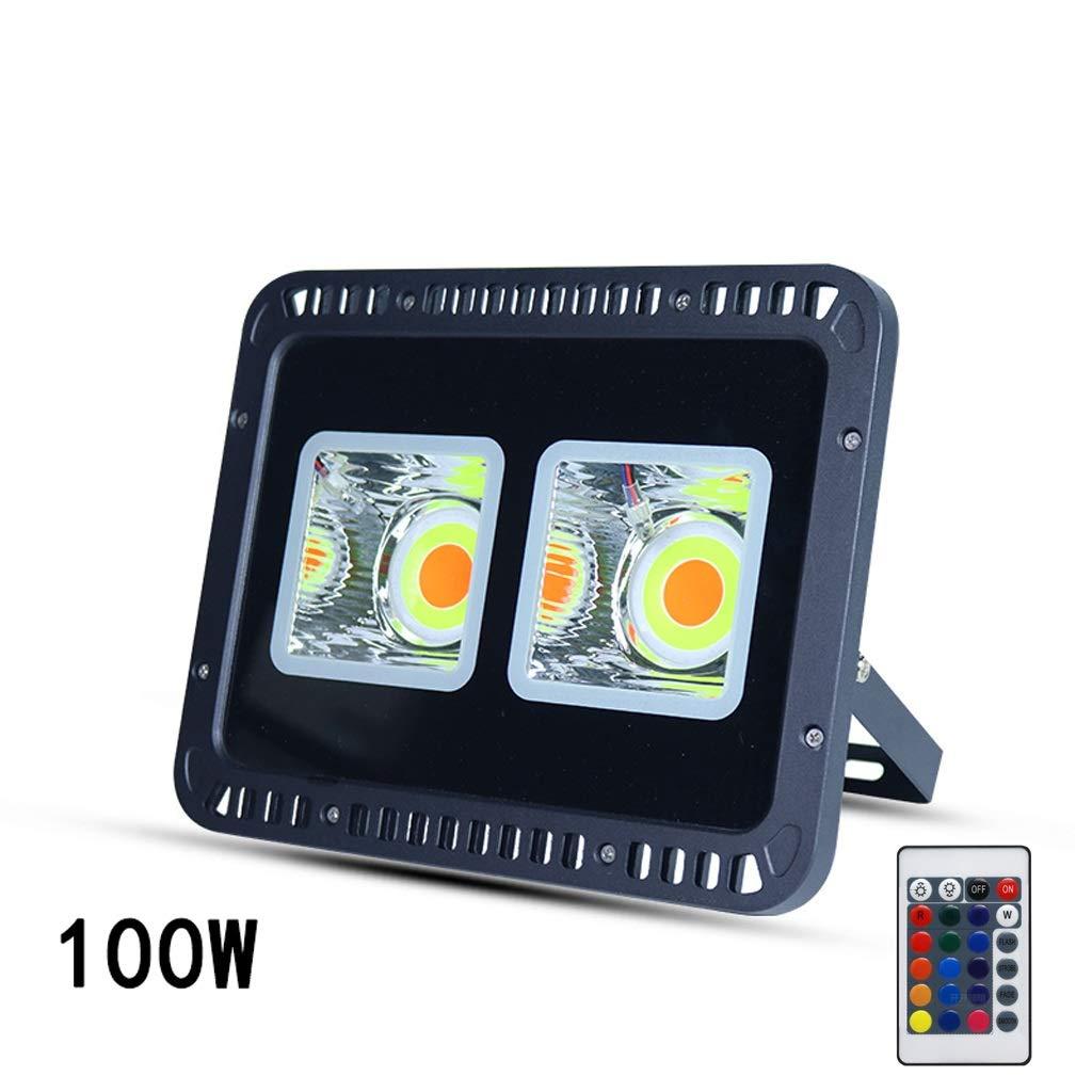 Foco LED Proyector RGB Coloridos, Focos Automáticos Impermeables ...