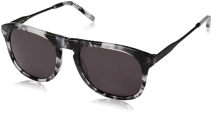 Calvin Klein Ok Gafas de sol, Negro (Black), 54.0 para ...
