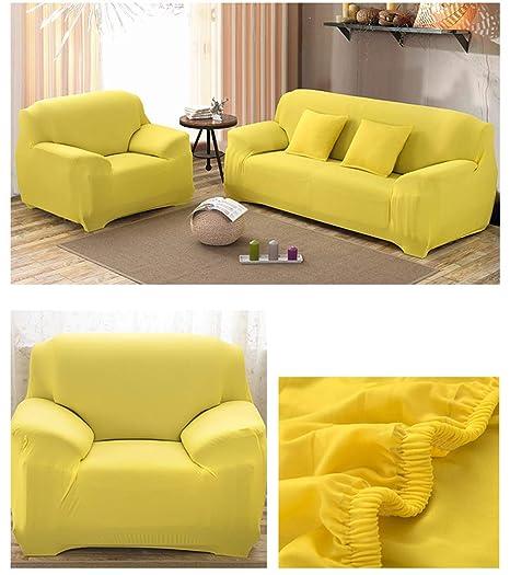 Remarkable Amazon Com Dengjq Fabric Single Double Triple Chaise Sofa Lamtechconsult Wood Chair Design Ideas Lamtechconsultcom