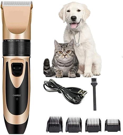 General Cortapelos para Mascotas Kit De Afeitadora Eléctrica ...