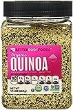 BetterBody Foods Organic Quinoa, 1.5 Pound