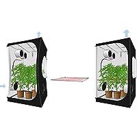 Befestigungsset für Growzelte Secret Jardin Space Booster Ø19mm (120cm)