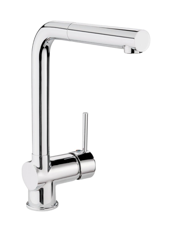 Wasserhahn Küche   Einhandmischer Bonola für Küchenspüle mit ...