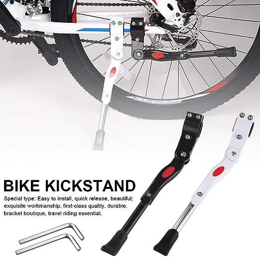 HUVE Soporte Ajustable para Bicicleta - Soporte Lateral De ...