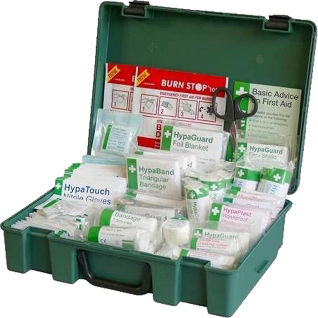 Sportsgear US Economy Bsi Compliant First Aid Kit Large by Sportsgear US (Image #1)