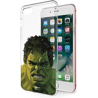 MTT Soft   Flexible Marvel Hulk Printed Back Case Cover for Apple iPhone 8   7  Hulk 19