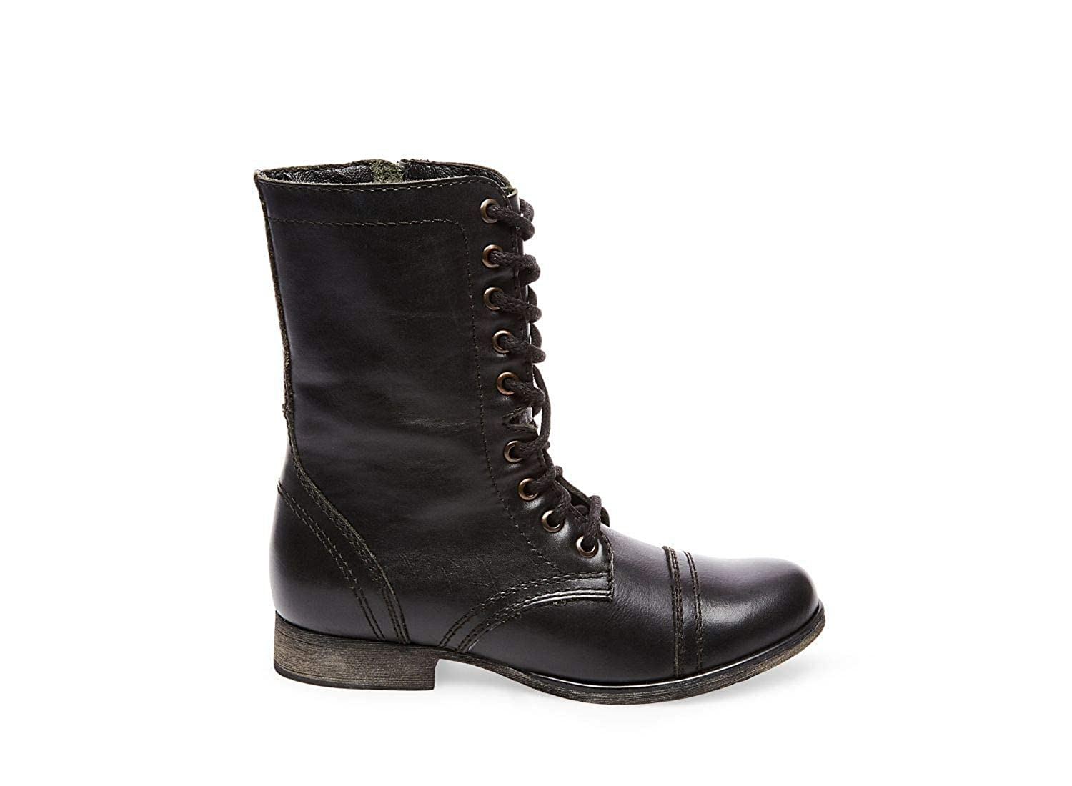 fdd5df1c393 Steve Madden Women's Troopa Lace-Up Boot