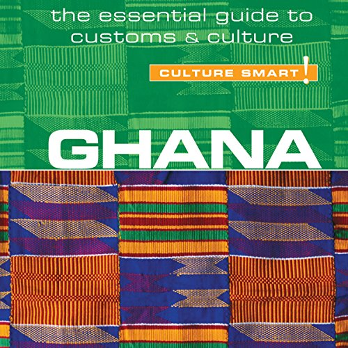 Ghana - Culture Smart! Audiobook [Free Download by Trial] thumbnail