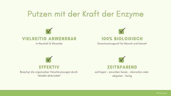 Limpiador enzimático MP Clean Boost, de alta calidad ...