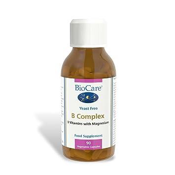 biocare b complex amazon co uk health personal care
