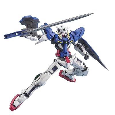 "Bandai Hobby MG Gundam Exia Gundam 00"": Toys & Games"