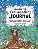 Grades 6 to 8  - Fun-Schooling Journal: Study 20 Interesting and Relevant Topics - 365 Delight-Directed Learning Pages for Christian Families (Home Learning Guides) (Volume 10)
