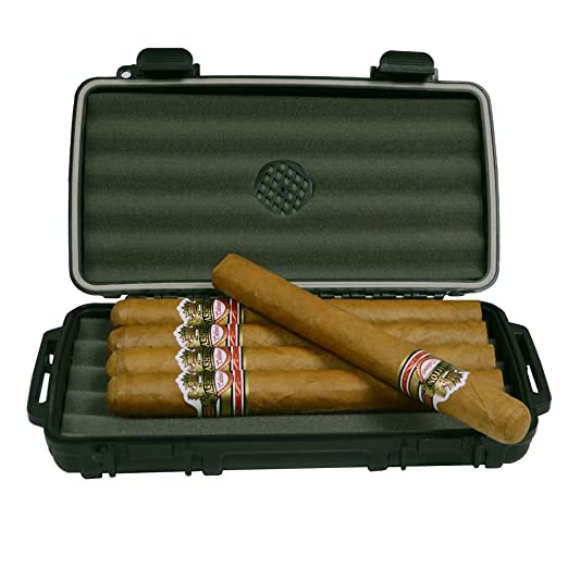 The Cigar Caddy 3400 Humidor