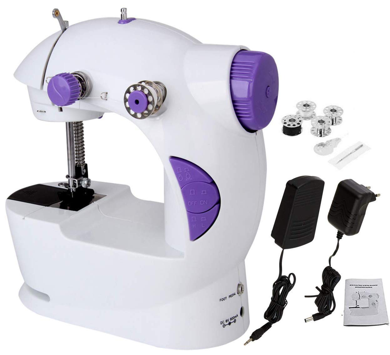 Vivir Electric 4 in 1 Household Mini Sewing Machines