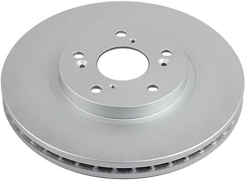 Power Stop EBR1497EVC Front Evolution/ Geomet Coated/Brake Rotor