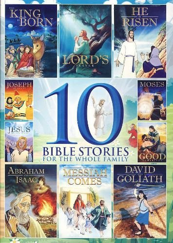10-Bible Stories (Best Parables Of Jesus)