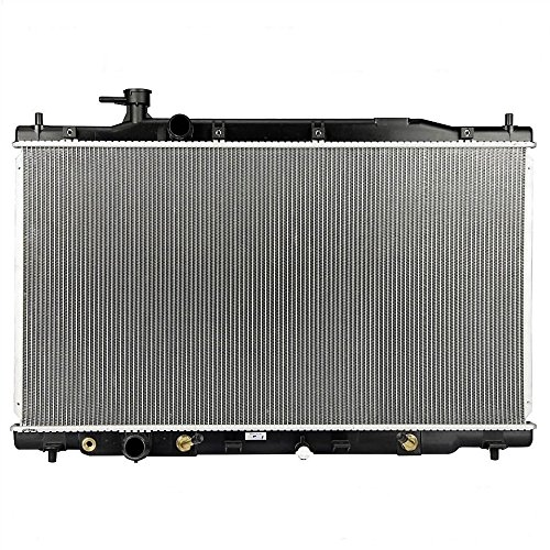 SCITOO Radiator 13031 fit 2007-2009 Honda CR-V Utility 2354CC 144Cu. In. l4 GAS DOHC Naturally Aspirated DOHC Naturally Aspirated 2.4L