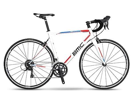 Bicicleta BMC Teammachine ALR01 Sora, color blanco, tamaño 54 ...