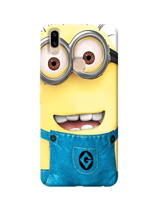 sports shoes 38e08 8f0c1 Minion Poster Printed Mobile Case for Vivo V9: Amazon.in: Electronics