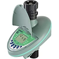 Galcon GAH2S6912PB 9001D Garden Programmable Drip Irrigation kit Watering Timer for Hose End, with Weekly & Daily…