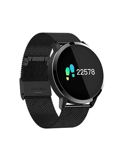 DZKQ Avanzada Bluetooth Fitness Reloj Inteligente Reloj De ...