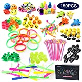 Amy & Benton Party Favor Toys for Kids Birthday 150 PCS Pinata Filler Toys Carnival Prizes for Boys and Girls Treasure Box/Chest Treat for Classroom