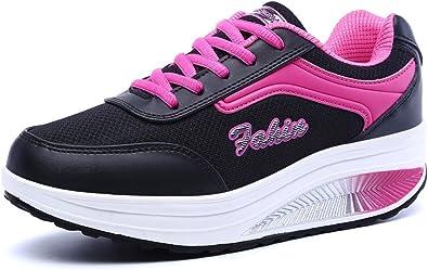 Platform Wedges Toning Shoes Shape Ups