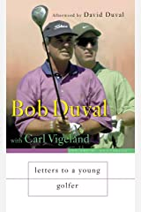 Letters to a Young Golfer (Art of Mentoring) Hardcover