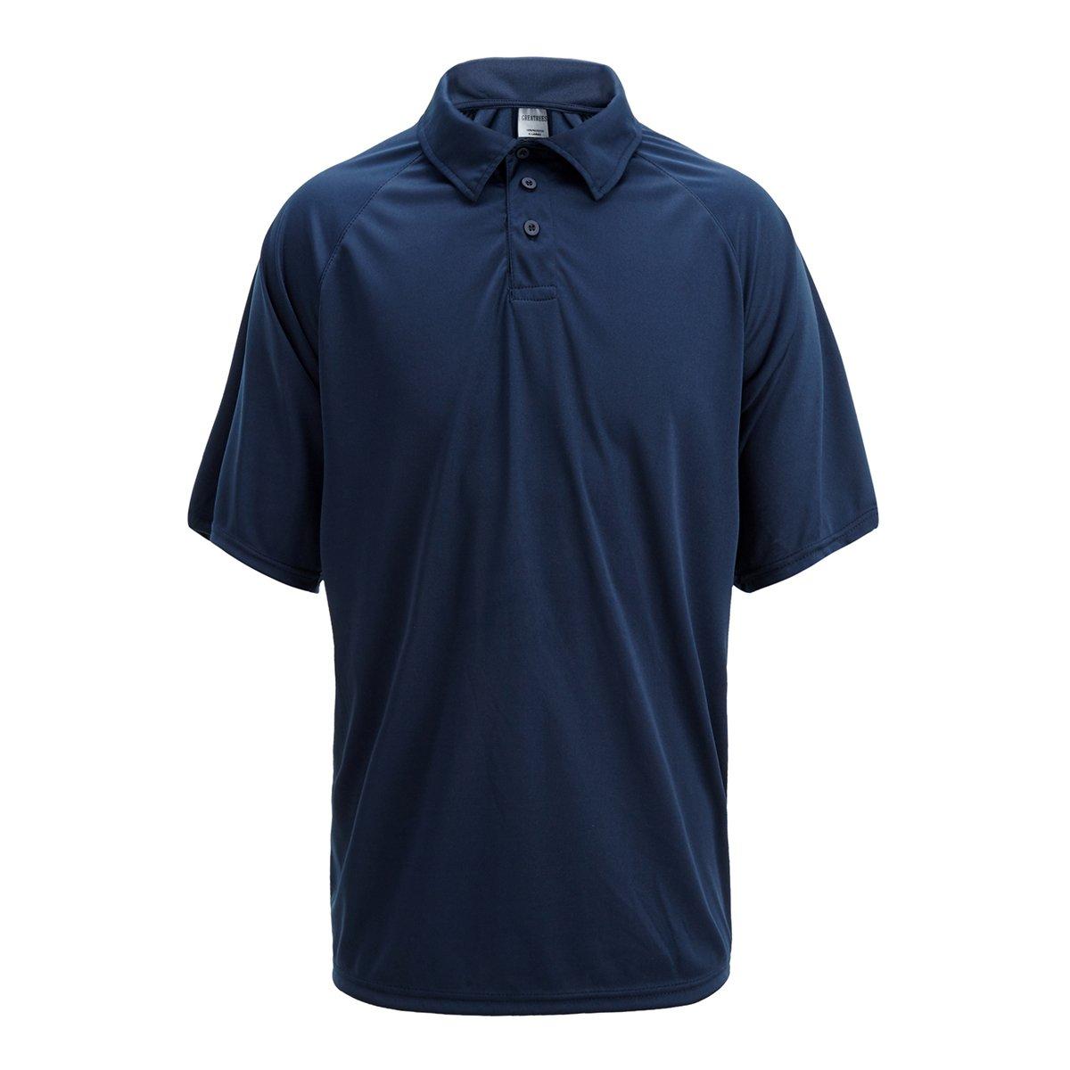 KingPlusSports Mens Breathable Short Sleeve Polo Shirt USKP18011403