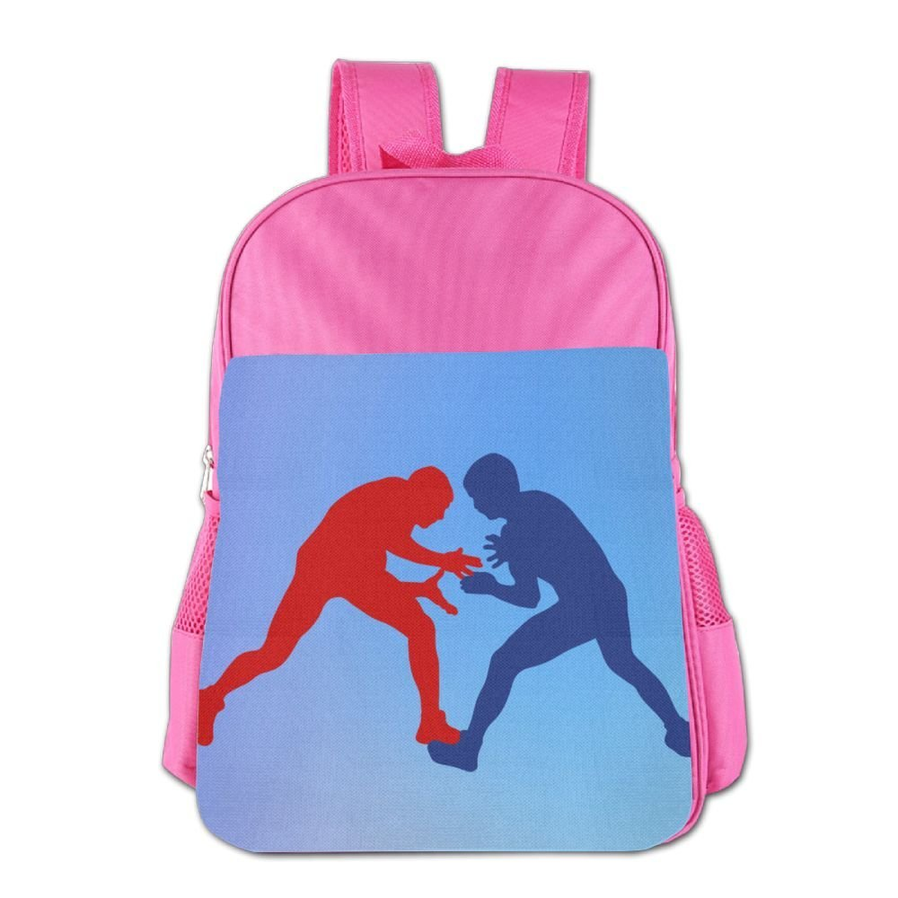 Children Backpacks Cute School Bag For Boys & Girls Greco Roman Wrestling