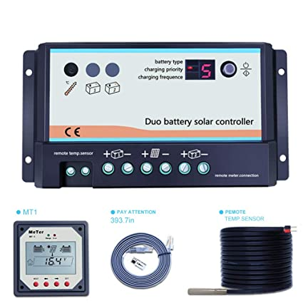 Alternative & Solar Energy Humorous 100w Solar Panel Kit+10a Mppt Controller For 12v Battery Caravan Rv Home Charger Modern Techniques Solar Panels